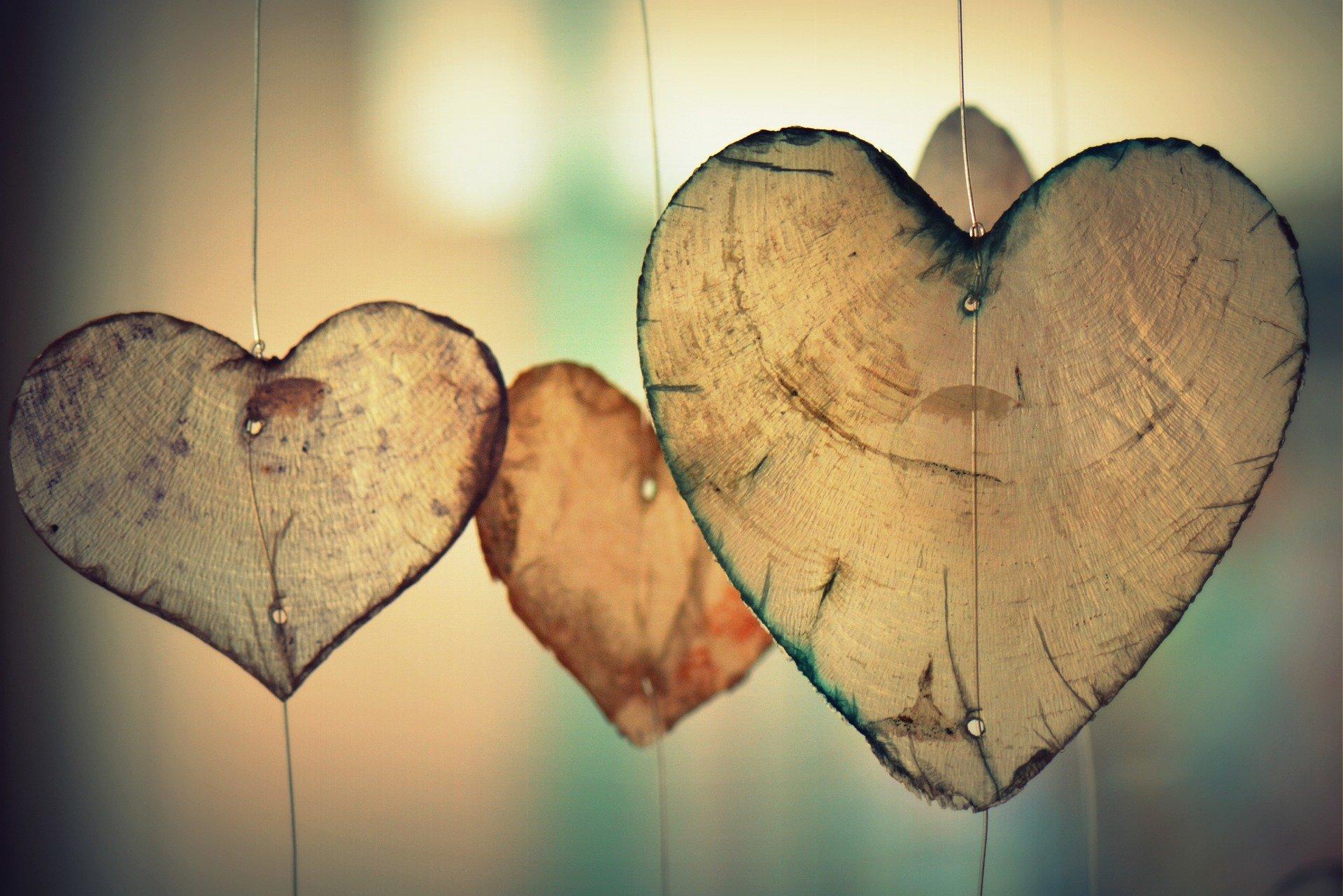 Dotik srca